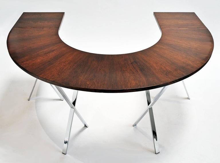 Riis Antonsen Drop-Leaf Table, 1965 4