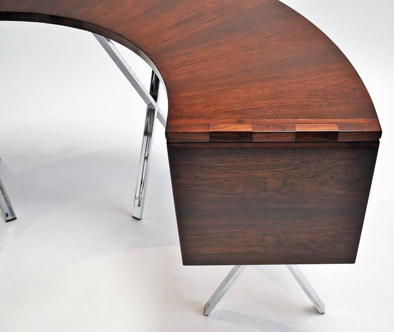 Riis Antonsen Drop-Leaf Table, 1965 5