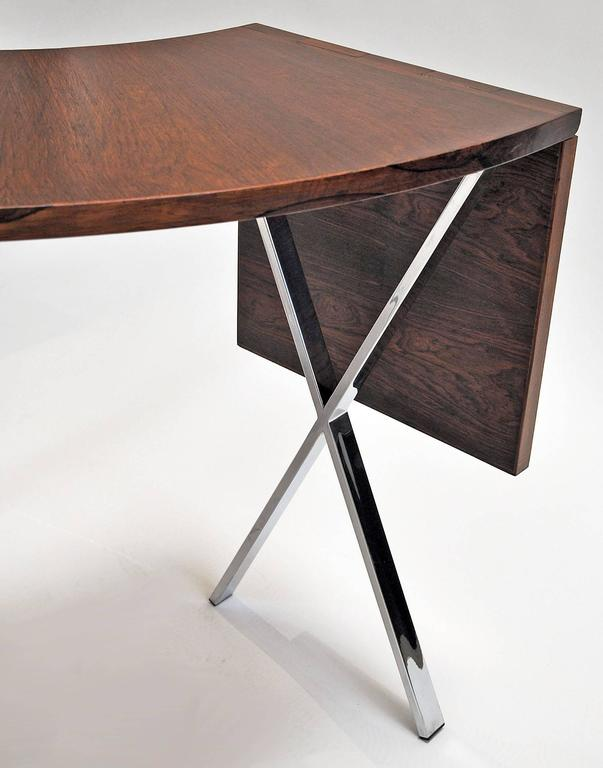 Riis Antonsen Drop-Leaf Table, 1965 7