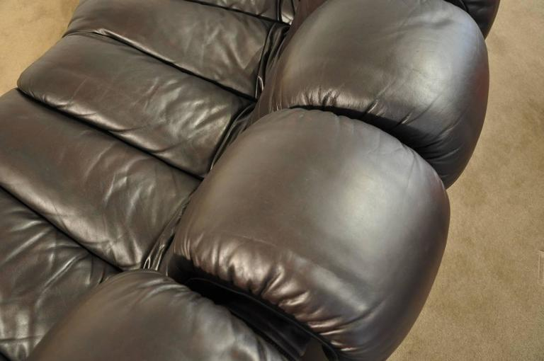 De Sede DS-600 Leather Sofa 4