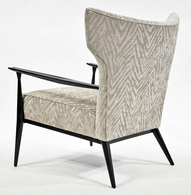Hand-Crafted Paul McCobb Armchairs Pair For Sale