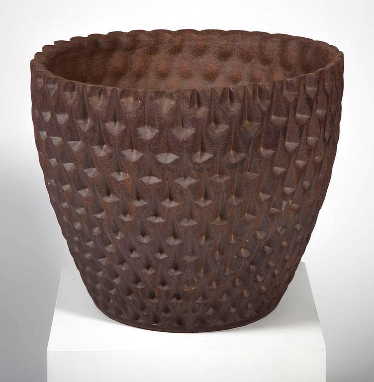 David Cressey for Architectural Pottery, Large Sculptural Ceramic Planter 3