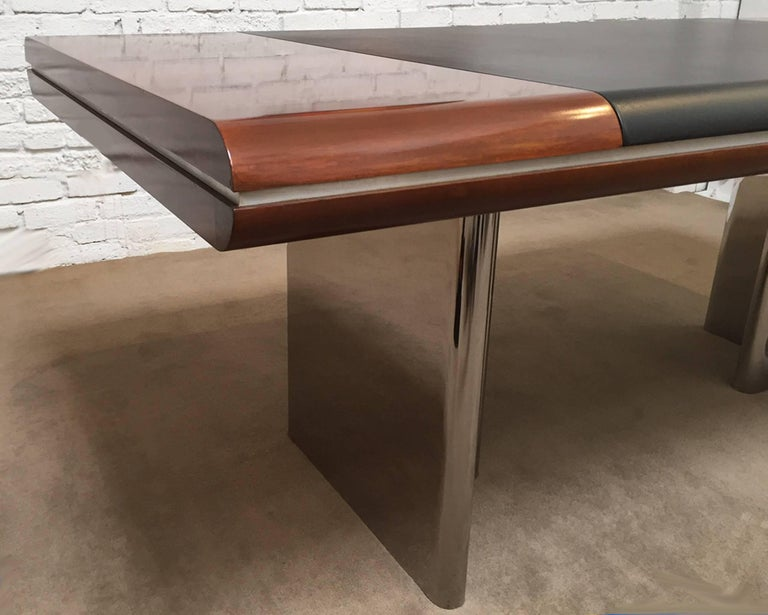 Executive Desk by Hans Von Klier, Italy 2