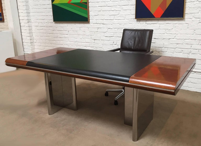Executive Desk by Hans Von Klier, Italy 4