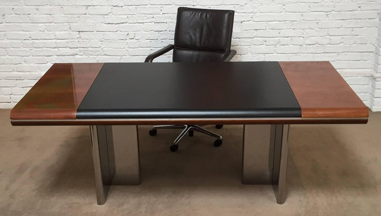 Executive Desk by Hans Von Klier, Italy 5