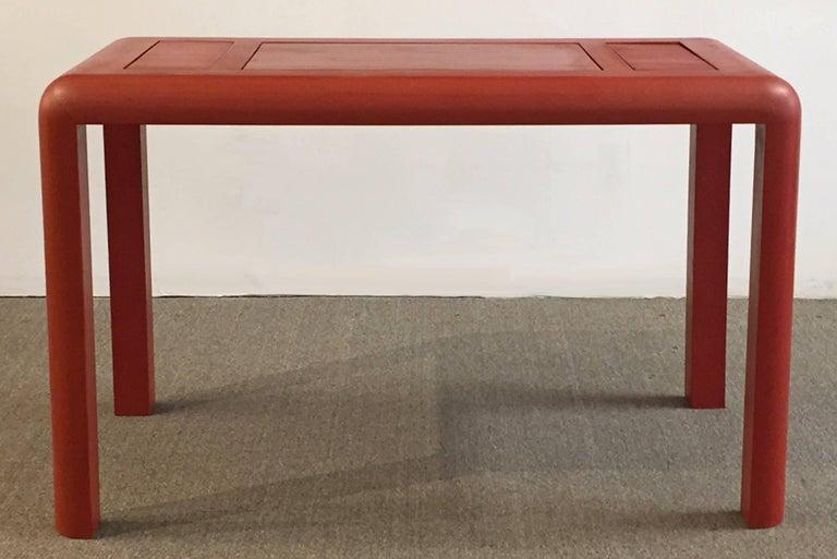 Backgammon Table Reversible Top Lizard Clad 2