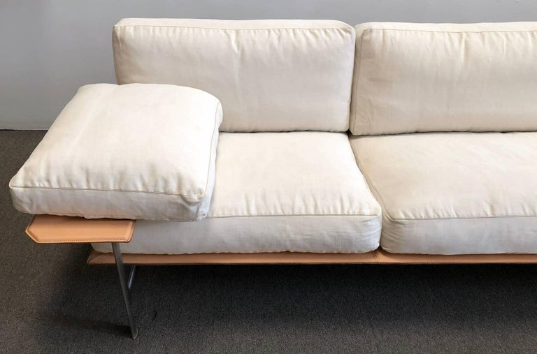 "Italian B & B Italia Modern Sofa ""Diesis"", 1979 For Sale"