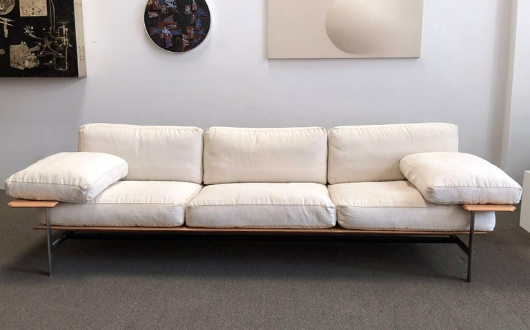 "Late 20th Century B & B Italia Modern Sofa ""Diesis"", 1979 For Sale"
