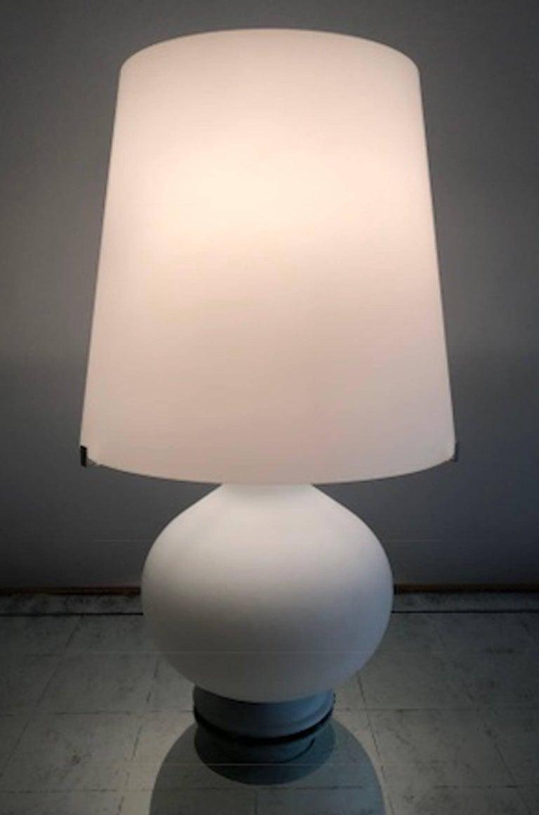Fontana Arte Glass Lamp 2