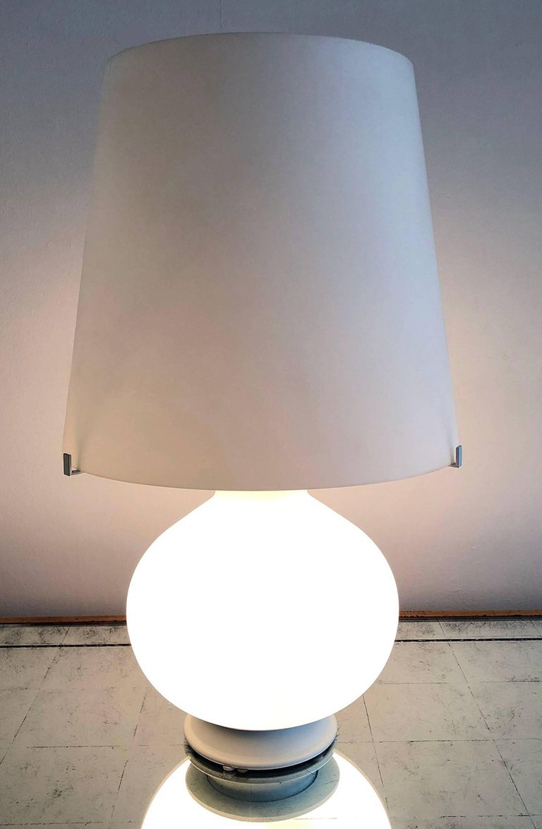 Fontana Arte Glass Lamp 4