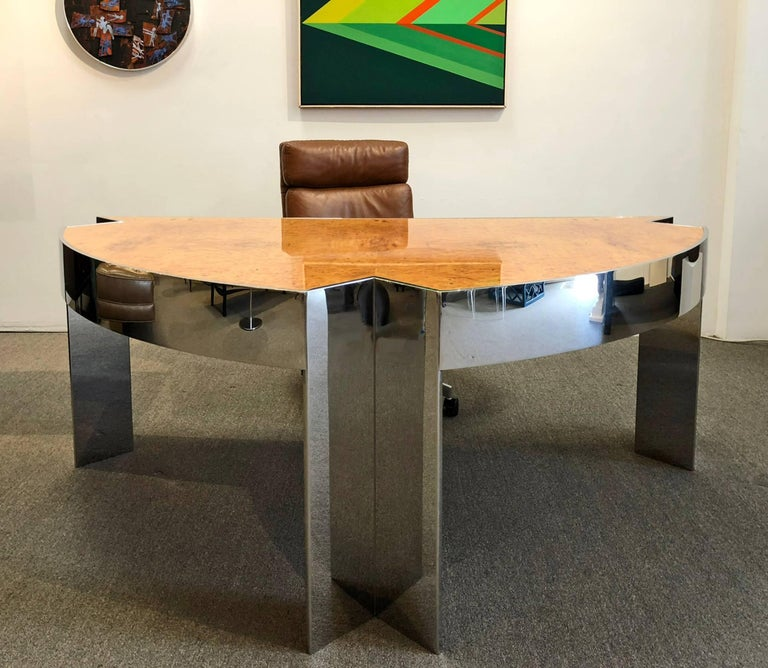 Desk by Leon Rosen for Pace Collection 2
