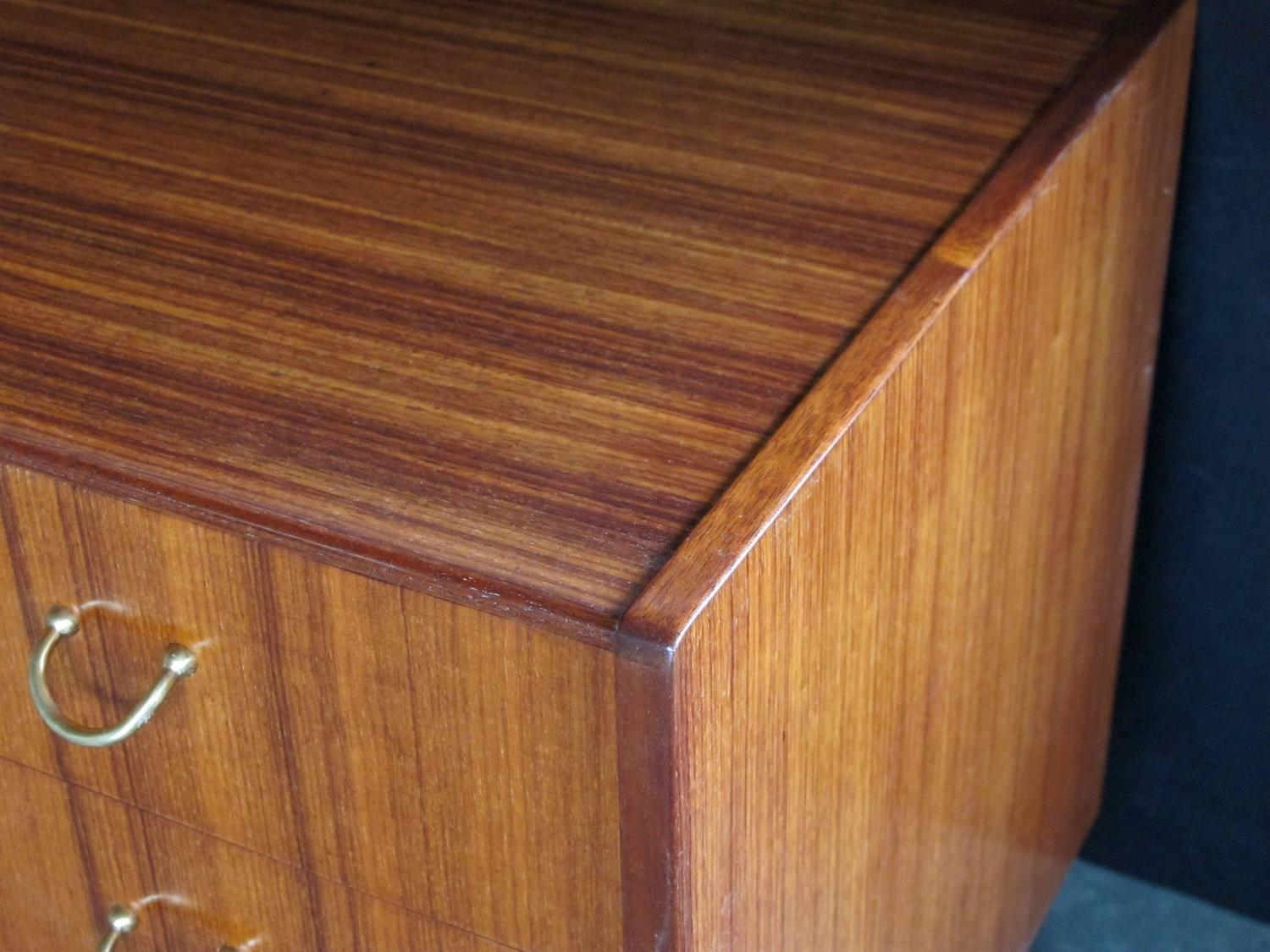 #9B6630  English G Plan Three Drawer Teak 'Floating' Chest For Sale At 1st  with 1500x1125 px of Recommended Floating Chest Of Drawers 11251500 save image @ avoidforclosure.info