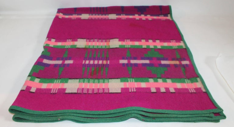 20th Century 1919 Cayuse Pendleton Blanket For Sale