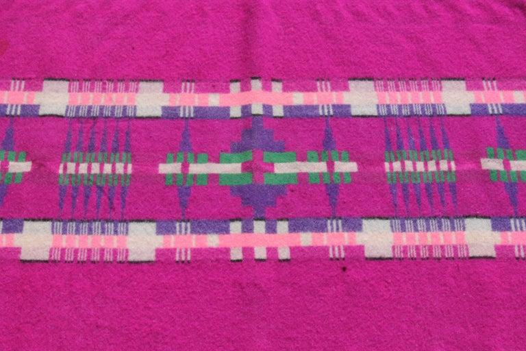 1909 Cayuse Pendleton Blanket 4