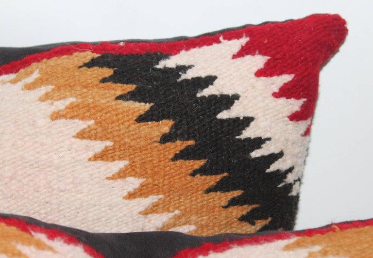 Navajo Saddle Blanket Pillows, Set of Three 5