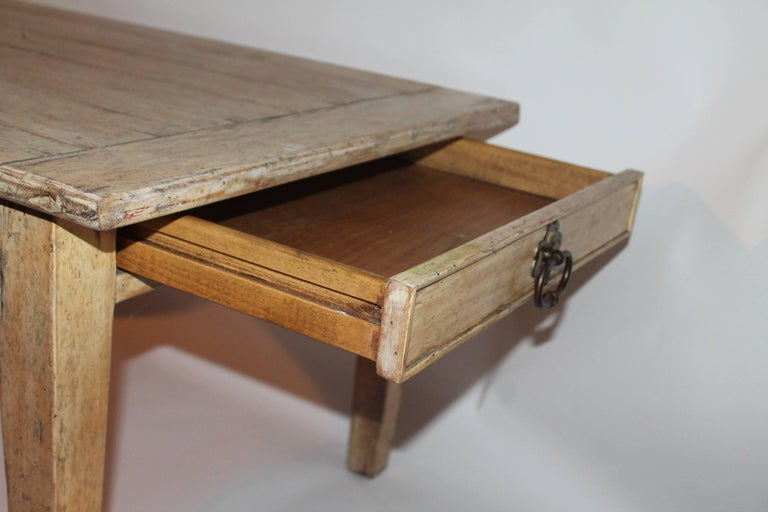 Coffee Table In Original Painted Surface At 1stdibs