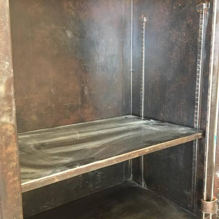 Metal Industrial Doctors Cabinet For Sale 4