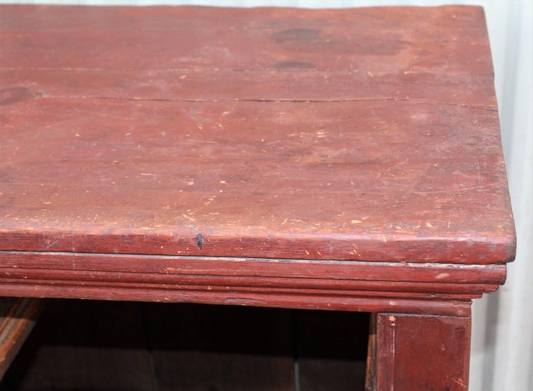 Country 19th Century Canadian Jelly Cupboard For Sale