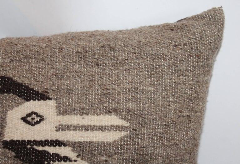 Indian Weaving Road Runner Pillows 5
