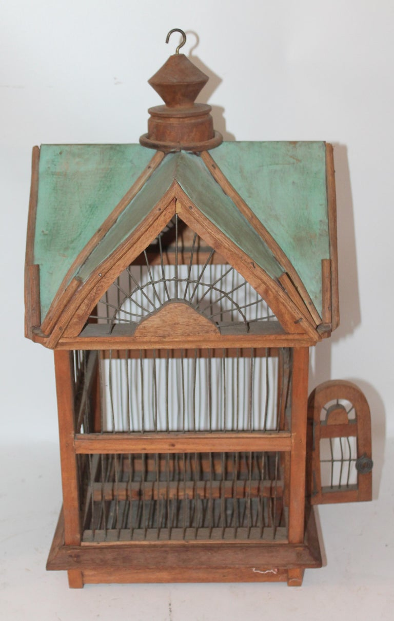 Bird House / Cage For Sale 2