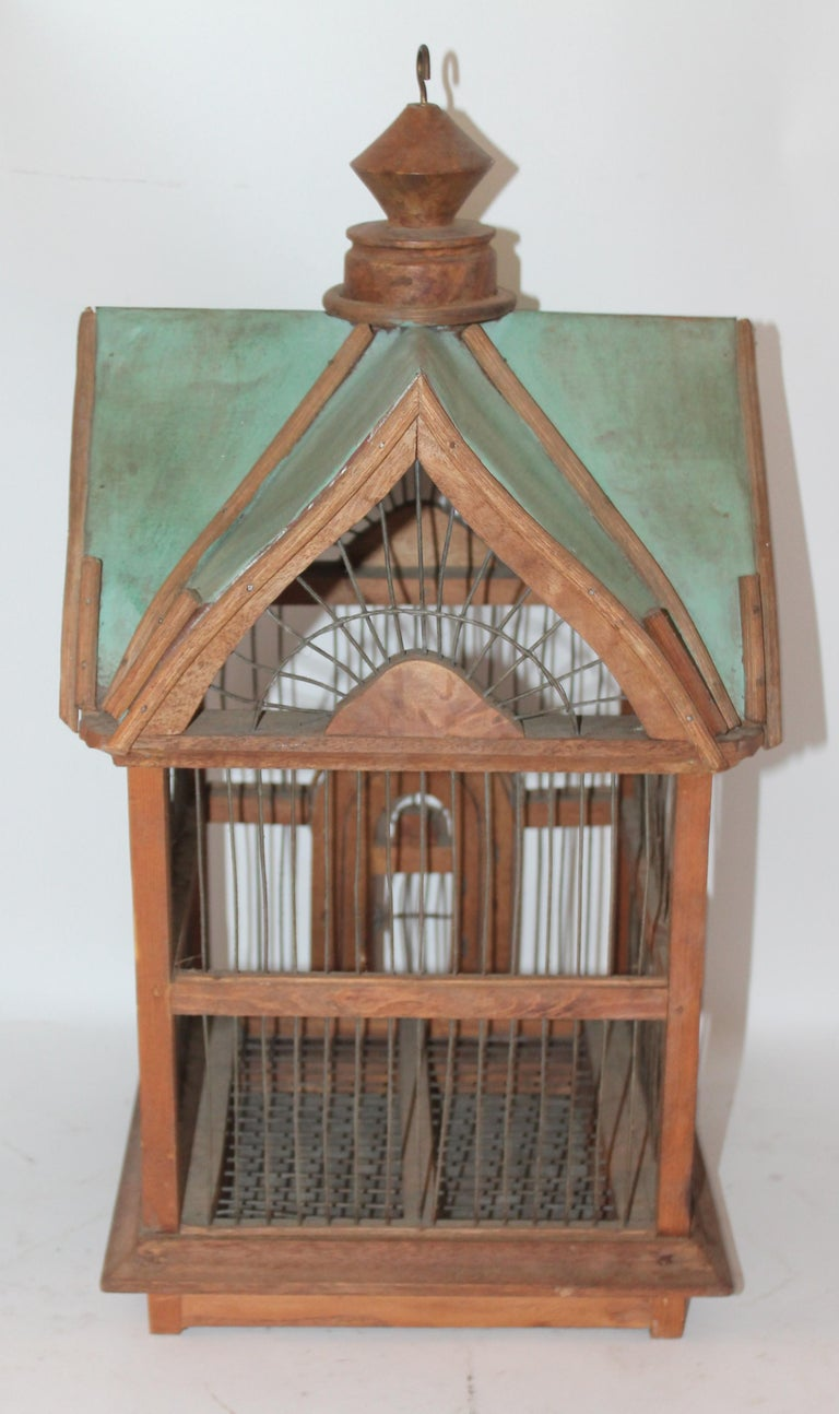 Bird House / Cage For Sale 3