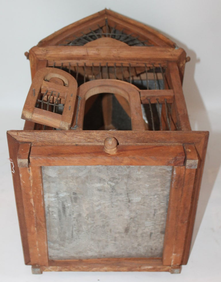 Bird House / Cage For Sale 1