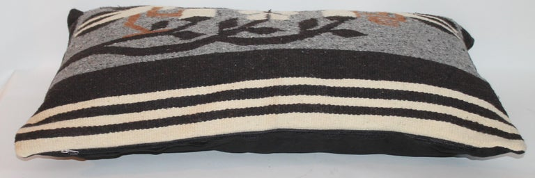 Mexican / American Indian Weaving Pillow In Excellent Condition For Sale In Los Angeles, CA