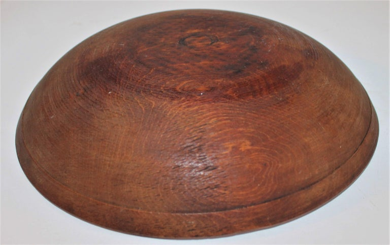 Collection of 19th Century Wooden Bowls In Excellent Condition For Sale In Los Angeles, CA