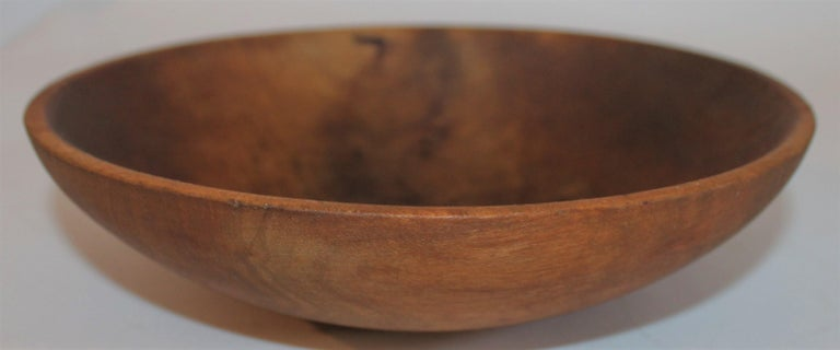 Collection of 19th Century Wooden Bowls For Sale 1