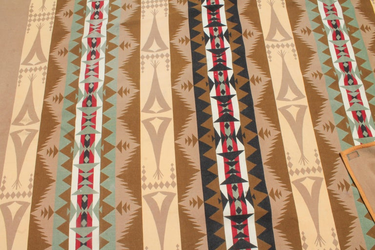 Pendleton Blanket Collection, Group of Four In Excellent Condition For Sale In Los Angeles, CA