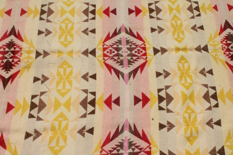 Wool Pendleton Blanket Collection, Group of Four For Sale
