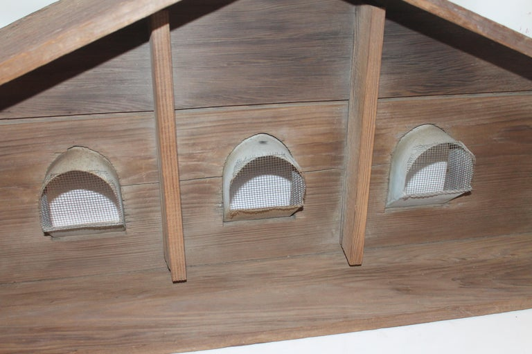 Architectural Cupola with Martin Bird House within from a Barn For Sale 2