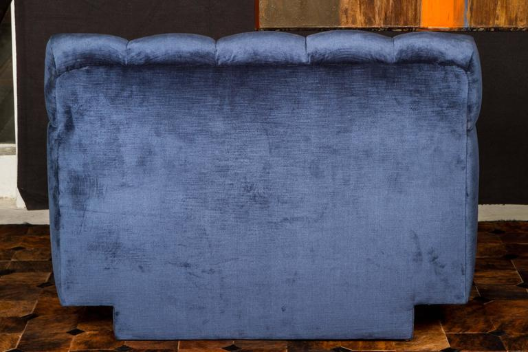 Channel Quilted Sofa and Chair by Steve Chase 1