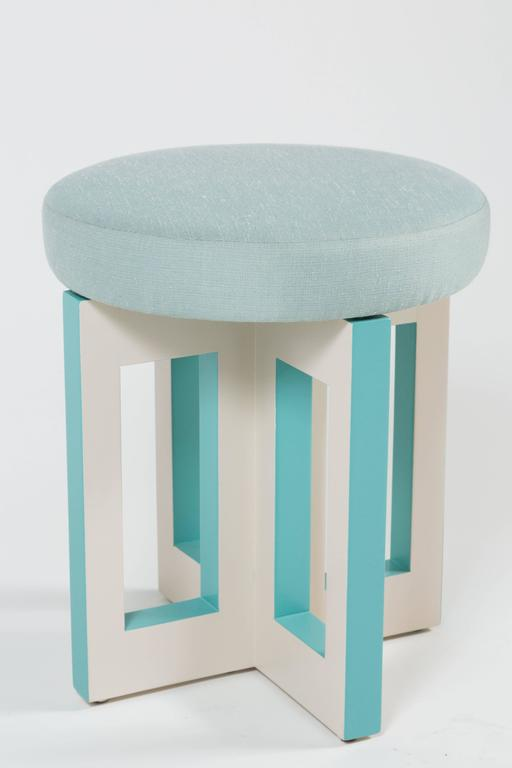 American Portola Stool by Dragonette Private Label For Sale