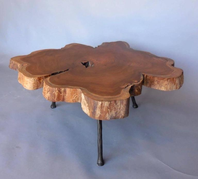 Organic Modern Coffee Table For Sale At 1stdibs