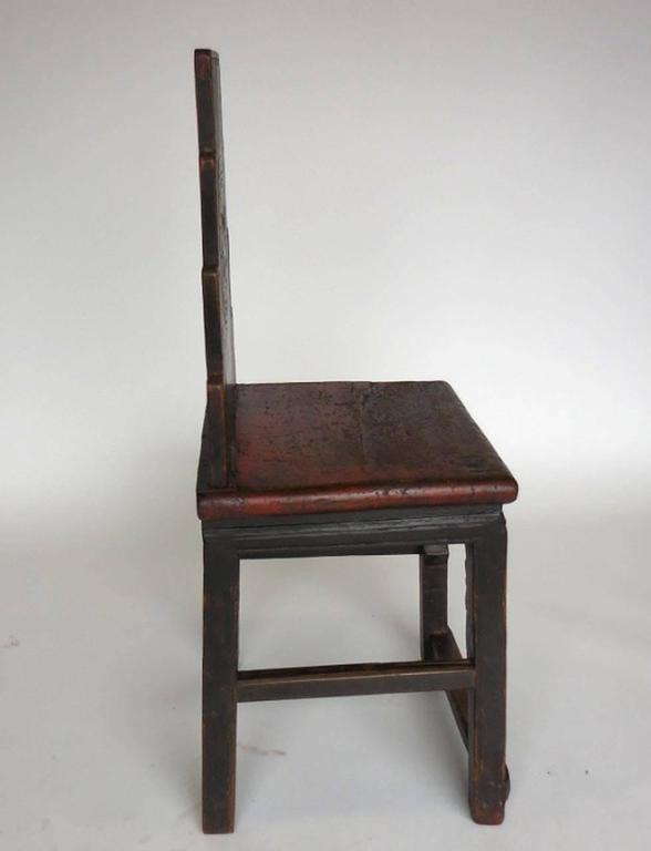 19th Century Chinese Chair For Sale 3