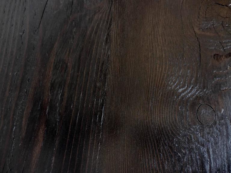 Custom Reclaimed Wood Sofa Back Table or Console 7