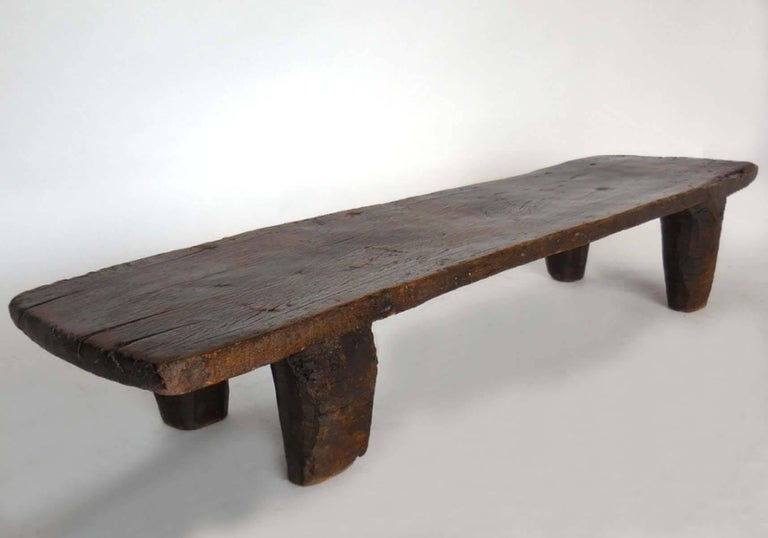 Antique wood nupe bench or coffee table for sale at 1stdibs for Coffee table 80 x 50