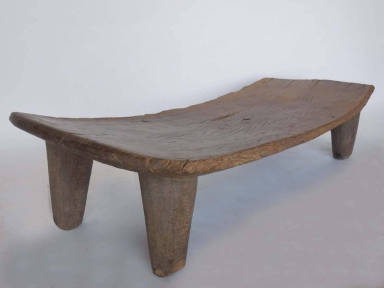 Antique African Nupe Child 39 S Bed Coffee Table Or Bench