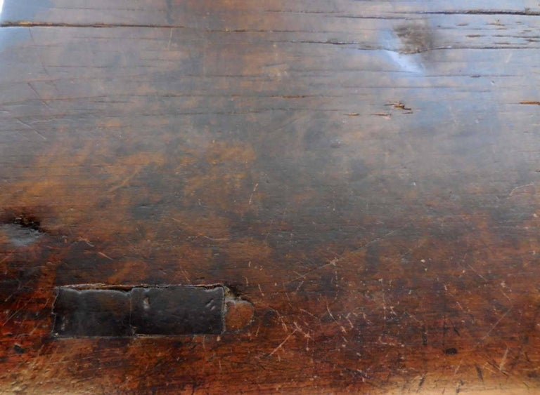 Spanish Colonial Carved Table For Sale 3