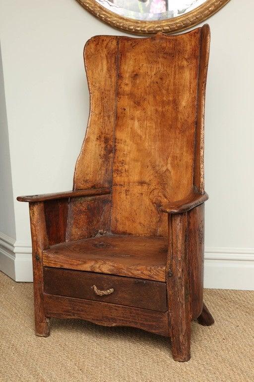 18th Century Welsh Shepherd S Chair At 1stdibs