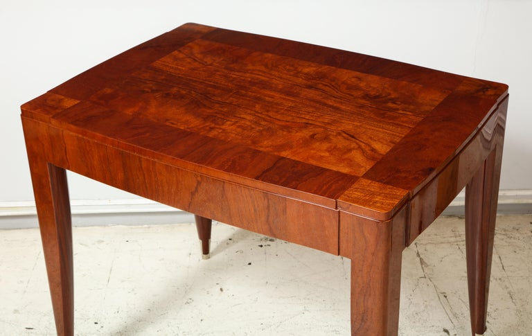 American Bespoke Table in the Manner of Jules Leleu For Sale