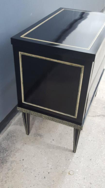 Pair of Custom Commodes in the Fornasetti Manner 6