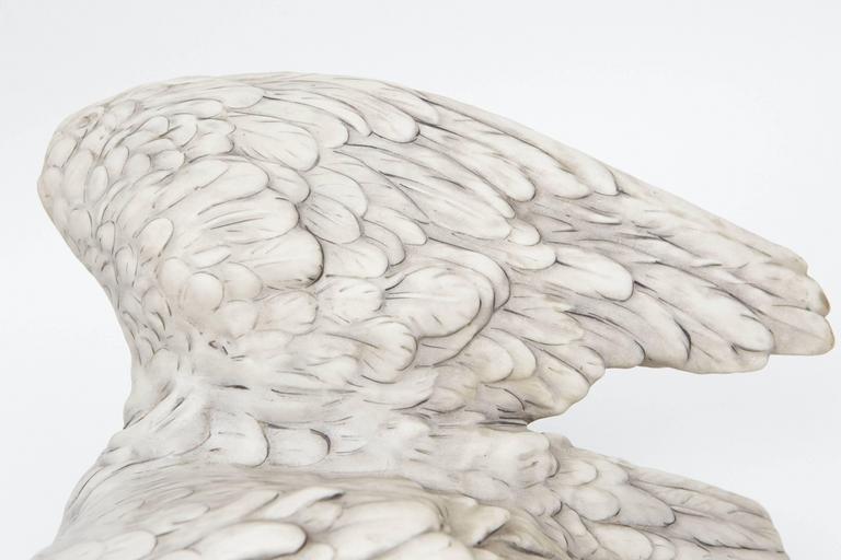 Baltic Royal Dux Bohemia Eagle For Sale