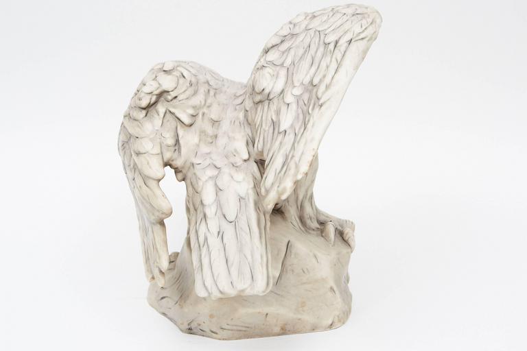 20th Century Royal Dux Bohemia Eagle For Sale