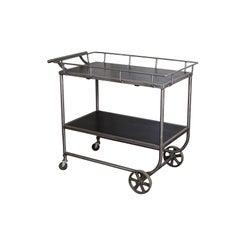 Industrial Cart/Bar Cart