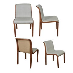 Bill Stephens for Knoll Set of Four Chairs