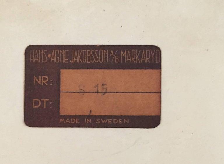 Hans-Agne Jakobsson Wall Mirror 4