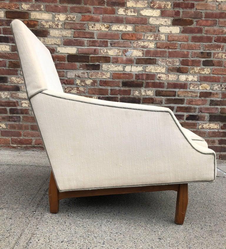 American Dunbar Lounge Chair For Sale