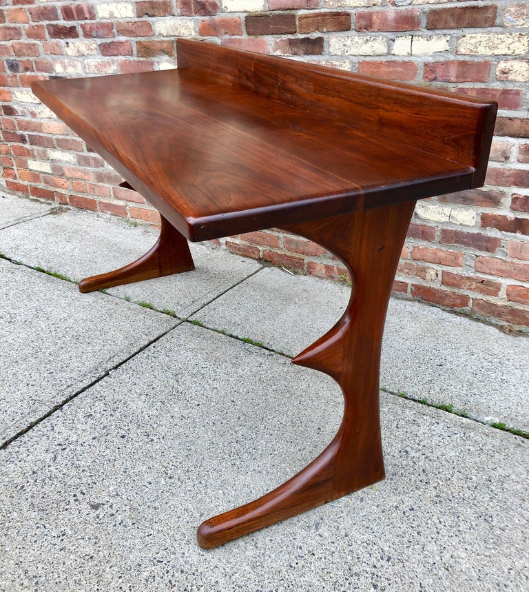 American Studio Craft Console by Robert Whitley In Good Condition For Sale In Hudson, NY